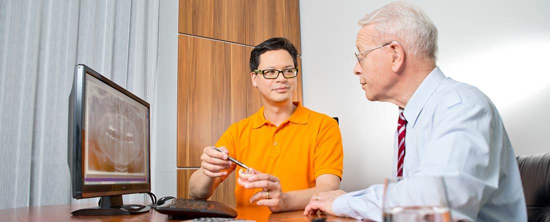 parodontitis therapie dr georg schanz