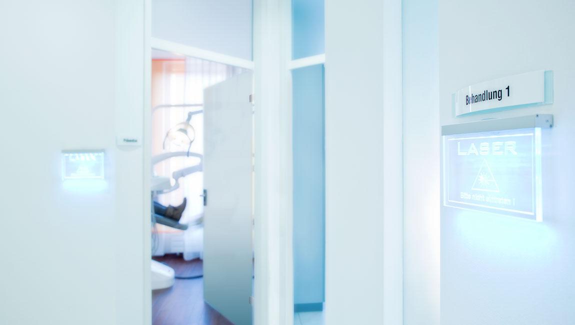 laserbehandlung zahnarzt gosheim